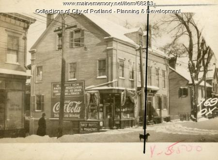 165-167 Oxford Street, Portland, 1924