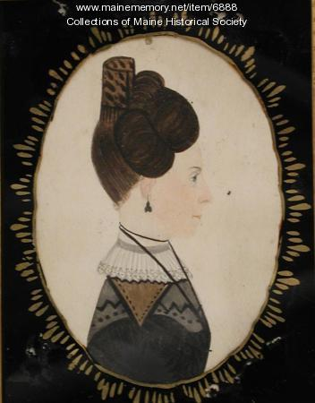 Miniature of Margaret Stetson