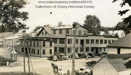 Forster Manufacturing Co., Strong, ca. 1939