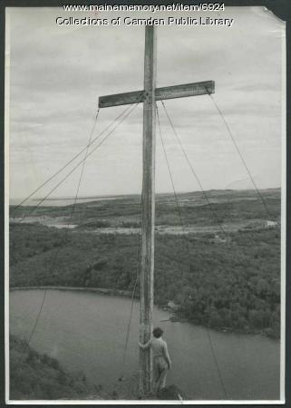 Maiden Cliff, Mt. Megunticook, 1941