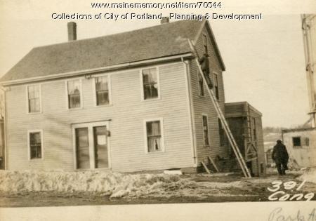 389-391 Park Avenue, Portland, 1924