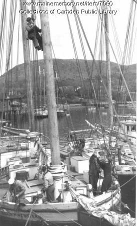 Windjammer, Camden, 1941