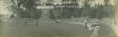 Camden Amphitheatre, ca. 1931