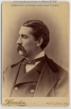 Selden Connor, Portland, ca. 1890