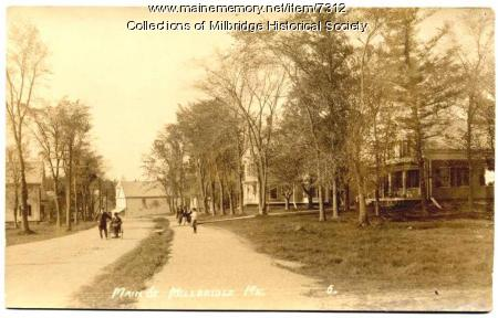 Main Street, Milbridge