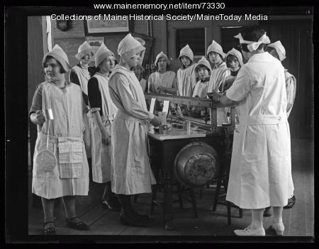 Junior Red Cross, Portland, ca. 1930