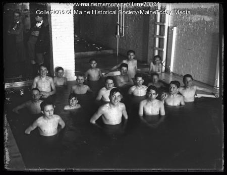 Red Cross Life Saving class, Portland, ca. 1926