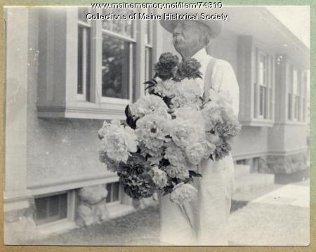 Egbert J. Shaylor, Falmouth, ca. 1910