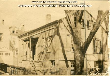 3 Salem Street, Portland, 1924