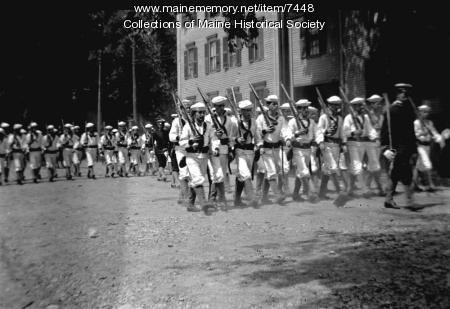 July 4 parade, Portland, 1910