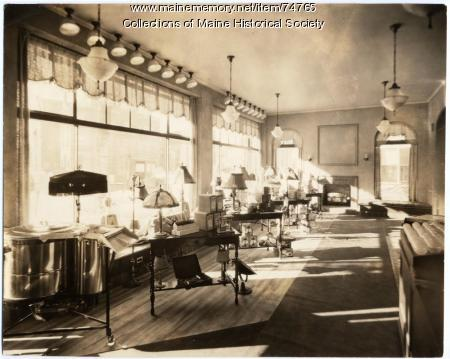 Electricity In The Home Maine Memory Network