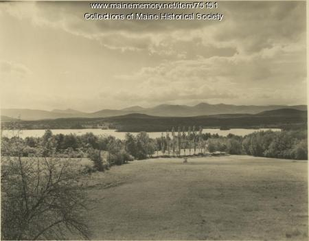 Kezar Lake, Lovell, ca. 1935