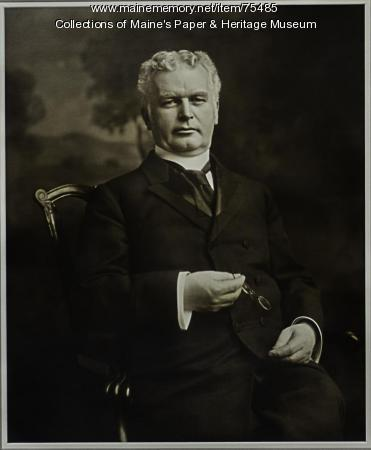 Hugh J. Chisholm, ca. 1900