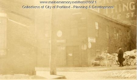 2 Silver Street, Portland, 1924