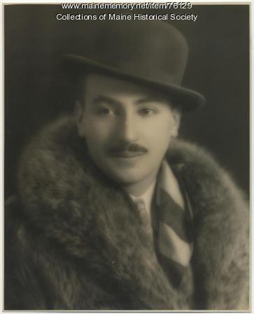 Arthur M. Waterman, Montreal, ca. 1938