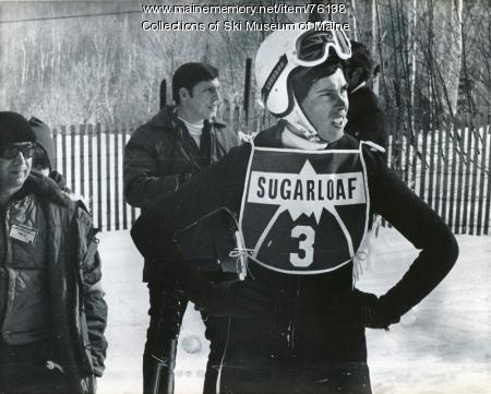 British racer, 1971 World Cup, Sugarloaf