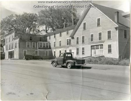 The Park House, Hartland, ca. 1955