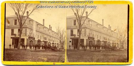 Folsom drug store, Old Town, ca. 1900