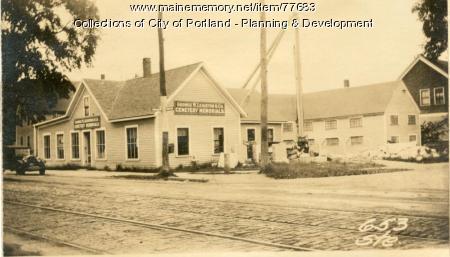653 Stevens Avenue, Portland, 1924