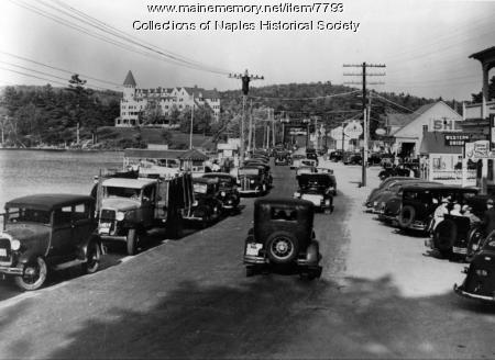 Naples Causeway, ca. 1934