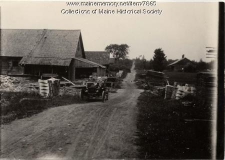Sawmill by Huntington, Atkinson, ca. 1900