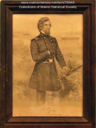 Col. George F. Shepley, ca. 1861