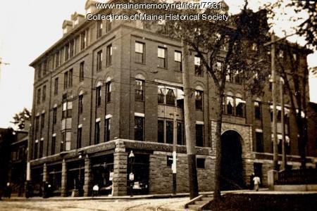 Pharmacy MEEI, 1907