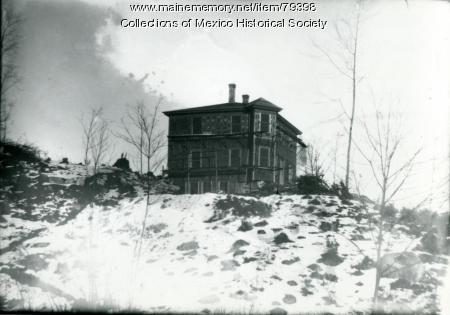 The William C.  Perry Homestead, Mexico, ca. 1904