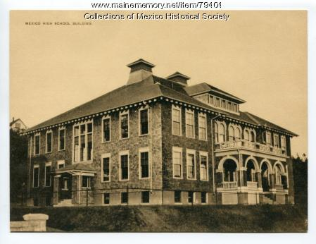 Abbott School, Mexico, ca. 1930