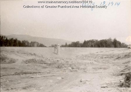 Mt. Zircon Reservoir, Rumford, 1914
