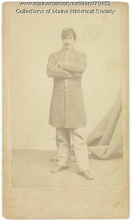 John W. Day, 14th Maine, ca. 1863