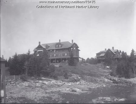 Clifton House, Northeast Harbor, ca. 1900