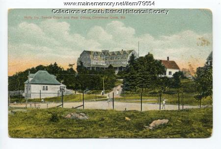 Second Holly Inn, Christmas Cove, ca. 1917