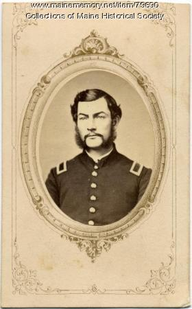 William K. Bickford, 20th Maine, ca. 1863