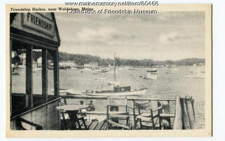 Friendship Harbor, ca. 1940