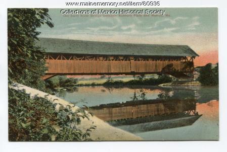 Porter Covered Bridge, 1870