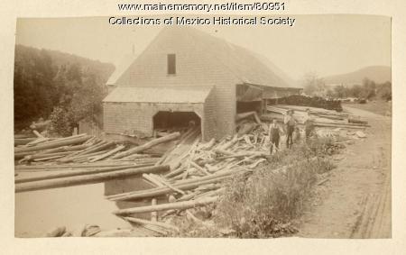 Richards Mill, Hale, ca. 1890