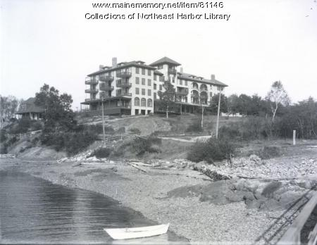 Rock End Hotel, Northeast Harbor, ca. 1917
