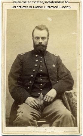 Lt. Weston H. Keene, 20th Maine Infantry