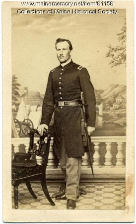 Lt. Frederic W. Lane, 20th Maine