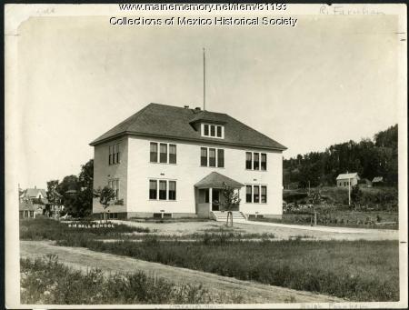 Kimball School, Mexico, ca. 1900