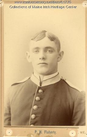 Patrick H. Flaherty, Portland, ca. 1890