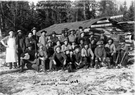 Woods Crew of Paul Gagnon's