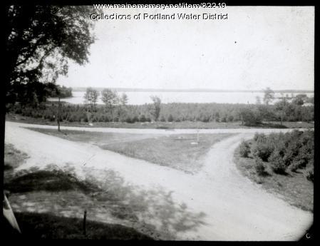 Portland Water District Higgins Lot, Standish, 1919