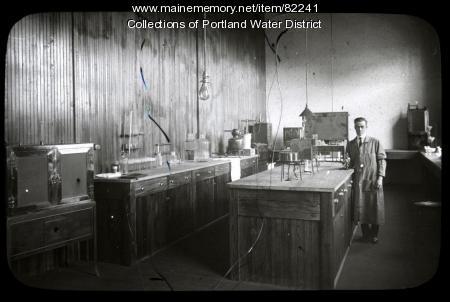 Portland Water District Casco Street Laboratory