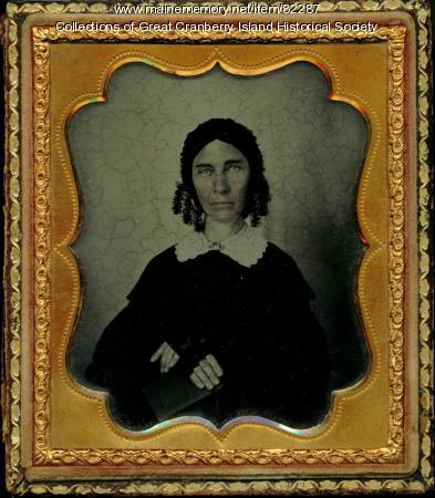Abigail C. Preble, Great Cranberry Island, ca. 1839