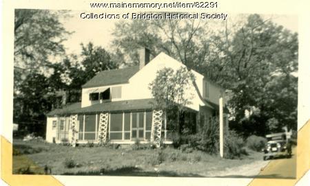 103 Main Street, Bridgton, ca. 1938