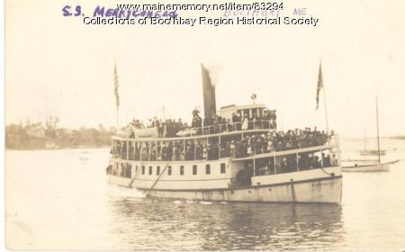 Steamboat 'Merryconeag'