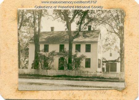 Artemus Ward house, Waterford, ca. 1930