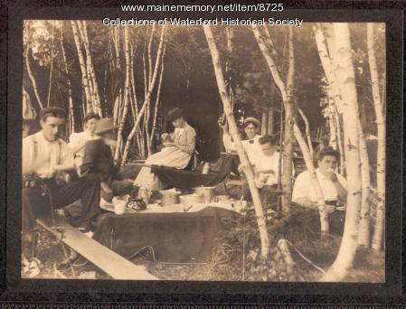 Picnic, Waterford, ca. 1910